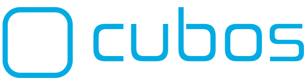 cubos tecnologia azul
